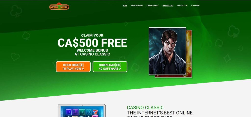 casino classic review